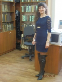 Iryna V. Kats